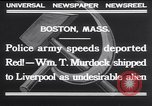 Image of William T Murdock Boston Massachusetts USA, 1932, second 8 stock footage video 65675026478