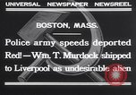 Image of William T Murdock Boston Massachusetts USA, 1932, second 9 stock footage video 65675026478