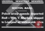 Image of William T Murdock Boston Massachusetts USA, 1932, second 10 stock footage video 65675026478