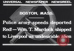 Image of William T Murdock Boston Massachusetts USA, 1932, second 11 stock footage video 65675026478