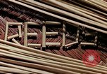 Image of use of Reed and Palm Mexico, 1941, second 4 stock footage video 65675026500