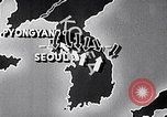 Image of North Korean attack South Korea, 1952, second 7 stock footage video 65675026524