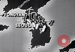 Image of North Korean attack South Korea, 1952, second 8 stock footage video 65675026524