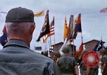 Image of 9th Infantry Division redeployment Vietnam, 1969, second 9 stock footage video 65675026538