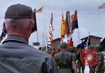 Image of 9th Infantry Division redeployment Vietnam, 1969, second 10 stock footage video 65675026538