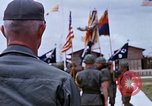 Image of 9th Infantry Division redeployment Vietnam, 1969, second 12 stock footage video 65675026538