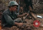 Image of Operation Junction City Vietnam, 1967, second 8 stock footage video 65675026570