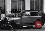 Image of ford cars Michigan United States USA, 1935, second 9 stock footage video 65675026575