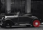 Image of ford cars Michigan United States USA, 1935, second 10 stock footage video 65675026575