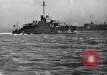 Image of Ford Eagle subchaser boat in trial run Michigan United States USA, 1918, second 4 stock footage video 65675026577