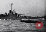 Image of Ford Eagle subchaser boat in trial run Michigan United States USA, 1918, second 8 stock footage video 65675026577