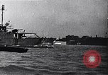 Image of Ford Eagle subchaser boat in trial run Michigan United States USA, 1918, second 9 stock footage video 65675026577