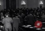 Image of HUAC hearing Washington DC USA, 1947, second 8 stock footage video 65675026582