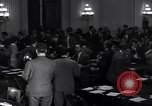 Image of HUAC hearing Washington DC USA, 1947, second 9 stock footage video 65675026582
