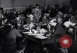 Image of Howard Rushmore testifies at HUAC hearing Washington DC USA, 1947, second 4 stock footage video 65675026583