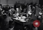Image of Howard Rushmore testifies at HUAC hearing Washington DC USA, 1947, second 9 stock footage video 65675026583