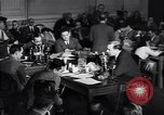 Image of Howard Rushmore testifies at HUAC hearing Washington DC USA, 1947, second 10 stock footage video 65675026583