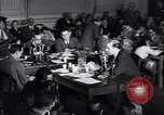 Image of Howard Rushmore testifies at HUAC hearing Washington DC USA, 1947, second 11 stock footage video 65675026583