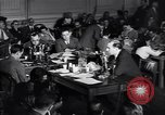Image of Howard Rushmore testifies at HUAC hearing Washington DC USA, 1947, second 12 stock footage video 65675026583