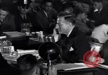 Image of HUAC hearing Washington DC USA, 1947, second 7 stock footage video 65675026585
