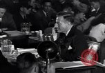 Image of HUAC hearing Washington DC USA, 1947, second 9 stock footage video 65675026585