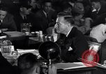 Image of HUAC hearing Washington DC USA, 1947, second 10 stock footage video 65675026585