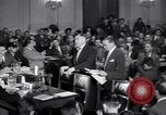 Image of HUAC hearing Washington DC USA, 1947, second 3 stock footage video 65675026586