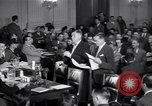 Image of HUAC hearing Washington DC USA, 1947, second 4 stock footage video 65675026586