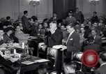 Image of HUAC hearing Washington DC USA, 1947, second 5 stock footage video 65675026586