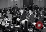 Image of HUAC hearing Washington DC USA, 1947, second 6 stock footage video 65675026586
