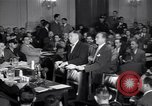 Image of HUAC hearing Washington DC USA, 1947, second 7 stock footage video 65675026586