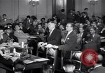 Image of HUAC hearing Washington DC USA, 1947, second 10 stock footage video 65675026586