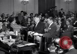 Image of HUAC hearing Washington DC USA, 1947, second 12 stock footage video 65675026586