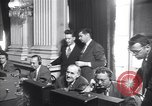 Image of HUAC hearing Washington DC USA, 1947, second 9 stock footage video 65675026591