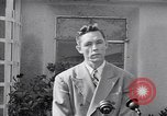 Image of Labor strife Hollywood Los Angeles California USA, 1947, second 4 stock footage video 65675026592