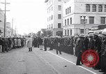 Image of Hollywood workers strike Hollywood Los Angeles California USA, 1947, second 2 stock footage video 65675026593