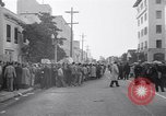Image of Hollywood workers strike Hollywood Los Angeles California USA, 1947, second 6 stock footage video 65675026593