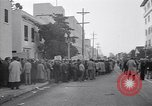 Image of Hollywood workers strike Hollywood Los Angeles California USA, 1947, second 7 stock footage video 65675026593