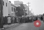 Image of Hollywood workers strike Hollywood Los Angeles California USA, 1947, second 8 stock footage video 65675026593
