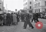 Image of Hollywood workers strike Hollywood Los Angeles California USA, 1947, second 9 stock footage video 65675026593