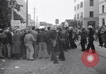 Image of Hollywood workers strike Hollywood Los Angeles California USA, 1947, second 11 stock footage video 65675026593