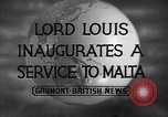 Image of Louis Mountbatten London England United Kingdom, 1943, second 3 stock footage video 65675026594