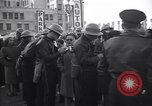Image of woman strikers arrested Hollywood Los Angeles California USA, 1947, second 8 stock footage video 65675026596