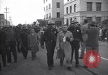 Image of woman strikers arrested Hollywood Los Angeles California USA, 1947, second 12 stock footage video 65675026596
