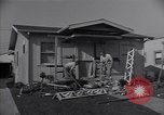 Image of damage to house United States USA, 1947, second 11 stock footage video 65675026597