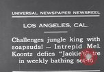 Image of Melvin Koontz Los Angeles California USA, 1931, second 2 stock footage video 65675026604