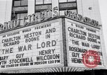 Image of World Premier of movie The War Lord Detroit Michigan, 1965, second 1 stock footage video 65675026620