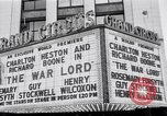 Image of World Premier of movie The War Lord Detroit Michigan, 1965, second 3 stock footage video 65675026620