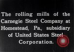 Image of metal beam construction Pennsylvania United States USA, 1930, second 12 stock footage video 65675026626