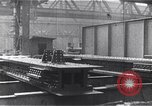 Image of metal beam construction Pennsylvania United States USA, 1930, second 6 stock footage video 65675026635